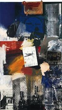 Robert Rauschenberg, untitled.