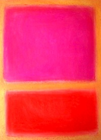 Mark Rothko, untitled.