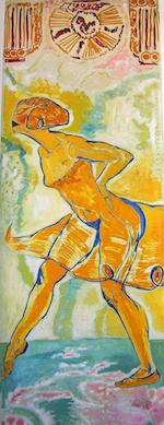 Mèrodack-Jeanneau Danseuse_jaune 4